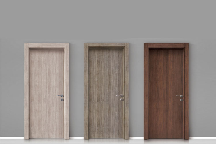 Εσωτερικές πόρτες και υλικά κατασκευής